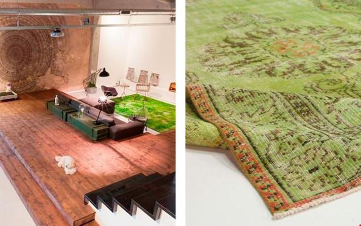 6x Plywood Kinderkamers : 6x groen! flavourites feelgood shops & experiences